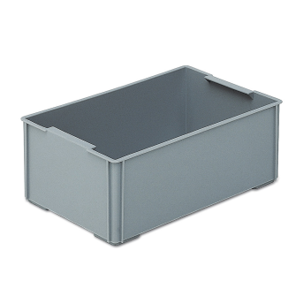 Einsatzbehälter zu RAKO 1/4 grau  277 x 177 x 99 mm