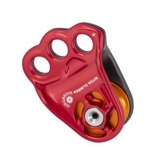 Seilrolle Hitch Climber Eccentric rot