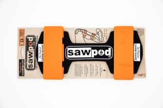 Beinhalter Saw-pod für Handsägen