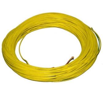 Wurfschnur Stiffline FTC gelb 60m 1.6mm