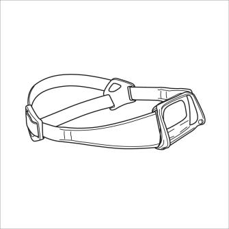 Ersatzkopfband REACTIK / REACTIK+