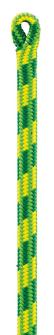 Baumkletterseil CONTROL, 12.5mm, 35m 1 Spleiss, grün