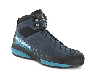 Schuh Mescalito Mid GTX, Ottanio/LakeBlue