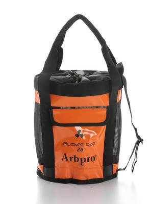 Seilsack Arbpro 28L orange