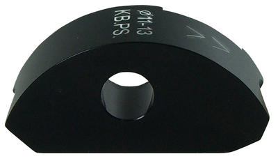 KLEMMBACKE T zu Positioner,11mm - 13mm