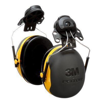Gehörschutz Peltor XSerie Helmbefestigung  X2P3 gelb