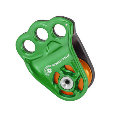 Seilrolle Hitch Climber Eccentric grün