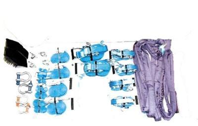 LASI Einsteiger-Set Ladungssicherung
