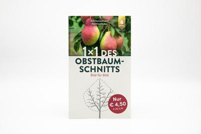 1 x 1 des Obstbaumschnitt
