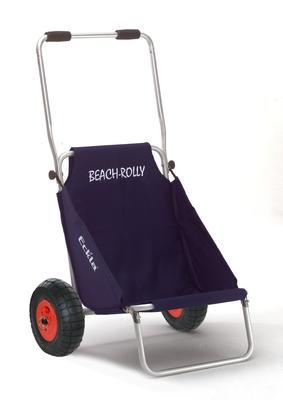 Beach-Rolly Transportkarre blau-blau