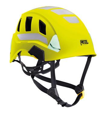 Helm Strato Vent HI-VIZ gelb