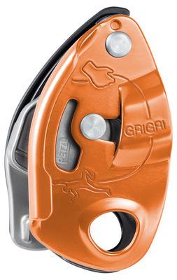 Sicherungsgerät GRIGRI rot-orange