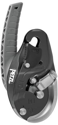 Abseilgerät I'D EVAC schwarz, 10 bis 11,5mm