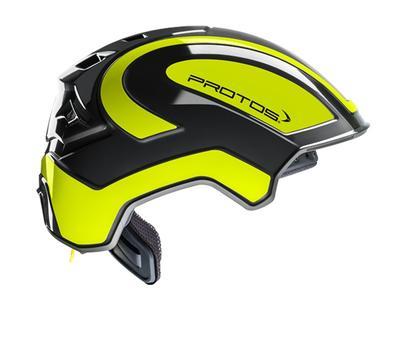 Helm Protos Integral Industrie schwarz-gelb
