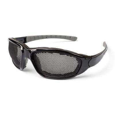 Schutzbrille MESH mit Drahtgitter