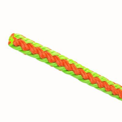 Arbeitsseil T-Rex 19.0mm 3/4 orange-grün 91kN Meterware
