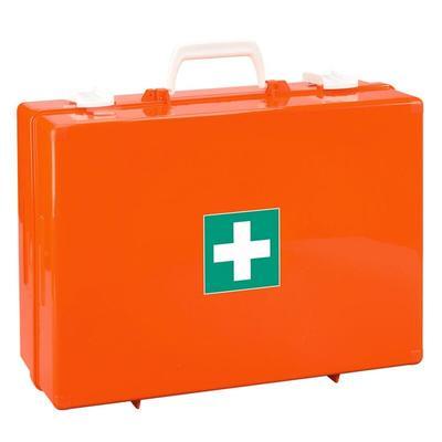 Erste Hilfe Koffer leer mit Inneneinteilung leer